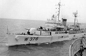 USCGC Half Moon (WHEC-378)