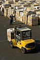 USN sailors at Beirut pier with aid cargo Aug 4 2006.jpg