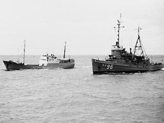 USS <i>Abnaki</i> US Navy fleet ocean tug in service 1943-1978
