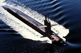 USS <i>Alabama</i> (SSBN-731) Ohio-class submarine