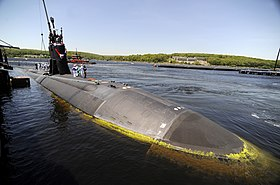 image illustrative de l'article USS Hartford (SSN-768)