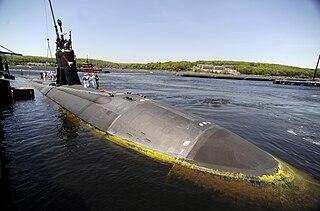 USS <i>Hartford</i> (SSN-768) Los Angeles-class submarine