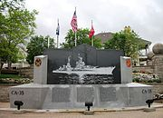 USS Indianapolis (CA-35) Memorial