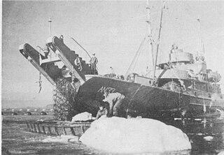 USS <i>Nutmeg</i> (AN-33)