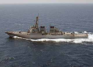 Arleigh Burke-class destroyer