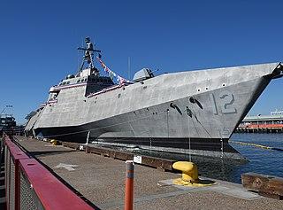 USS <i>Omaha</i> (LCS-12) Independence-class littoral combat ship