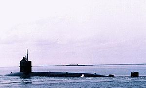 USS Sand Lance (SSN-660) at Charleston.jpg