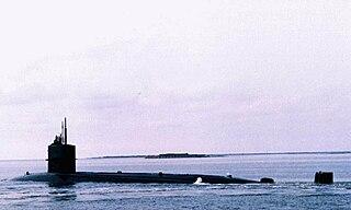 USS <i>Sand Lance</i> (SSN-660) Sturgeon class submarine