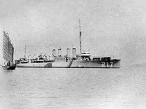 USS Whipple (DD-217) in Asian waters, circa in the early 1920s (ggbain.36377).jpg