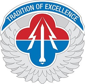 United States Army Aviation and Missile Command - Image: US Army 50953 AMCOM Logo