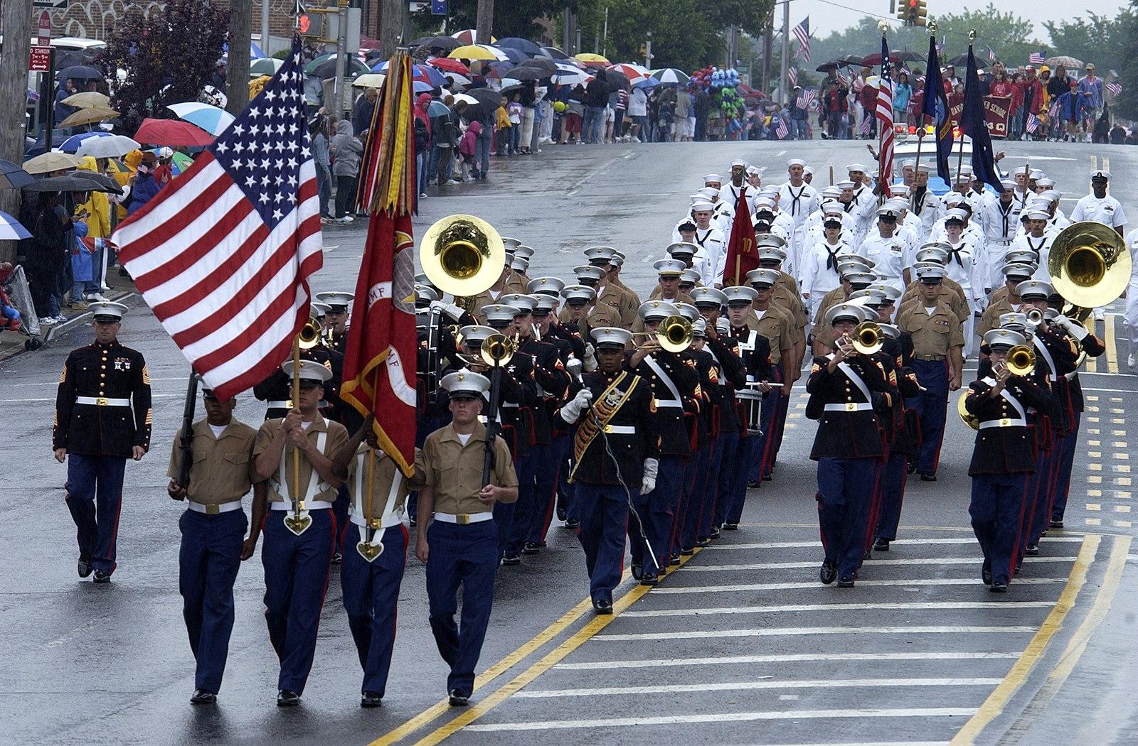 Memorial Day Parade NYC
