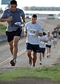 US Navy 051005-N-3019M-002 Sailors participate in a 5K run on Ford Island as part of Surface Line Week on board Naval Station Pearl Harbor.jpg