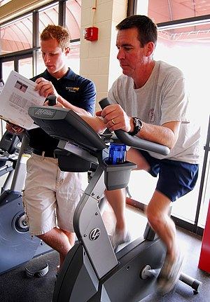 five points for the treadmill coaching