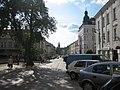 Układ urbanistyczny miasta Tarnowa - ul. Krakowska - 1.JPG