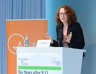 Ulrike Guérot German political scientist