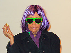 Warhol superstars - Ultra Violet (Isabelle Collin Dufresne)