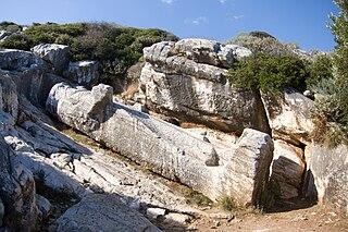 Kouros of Apollonas