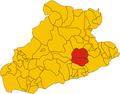 Unione dei comuni montani della Valle Prino-mappa.png