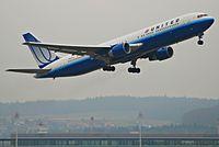 N663UA - B763 - United Airlines