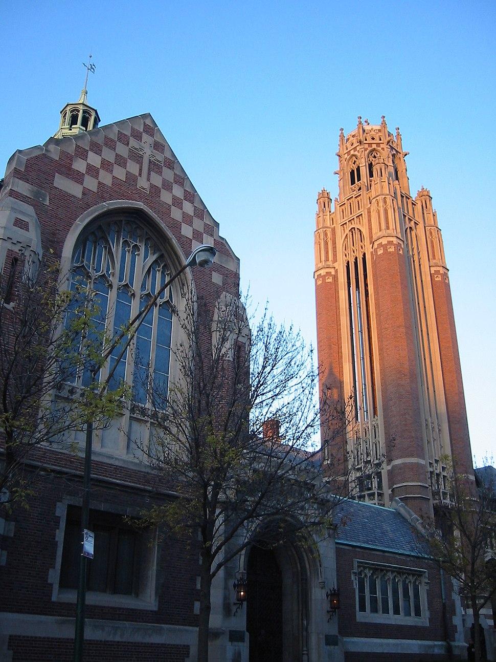 University of Chicago USA3
