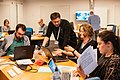 University of Edinburgh Spy Week Wikipedia edit-a-thon 02.jpg