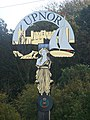 Upnor Village Sign - geograph.org.uk - 1015149.jpg