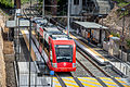 Urbos 2 at Dulwich Grove Stop Inner West Light Rail Extension.jpg