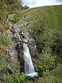 Urrard Falls on Allt Girnaig - geograph.org.uk - 737405.jpg