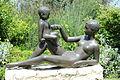 Ursula Malbin sculpture garden in Haifa 07.jpg