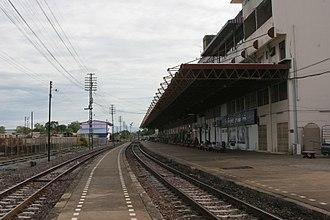 Uttaradit Province - Uttaradit Station