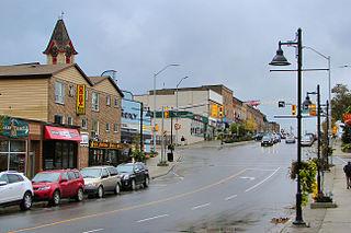 Uxbridge, Ontario Township in Ontario, Canada