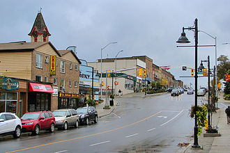 Uxbridge, Ontario - Image: Uxbridge ON