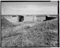 VIEW OF LATERAL E WITH HEADGATE, LOOKING NORTHEAST - Highline Extension Canal, Denver, Denver County, CO HAER COLO,16-DENV.V,2-15.tif