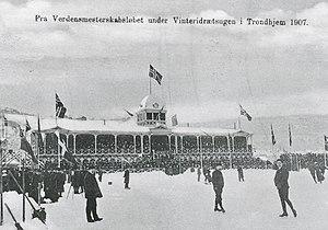 Øya stadion - Øya stadion (1907).