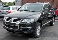 Volkswagen Touareg — Википедия