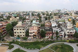 Vadapalani - This is vadapazhani residential area.