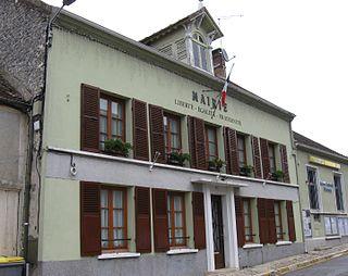 Valence-en-Brie Commune in Île-de-France, France