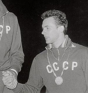 Valeriy Brumel - Brumel at the 1960 Olympics