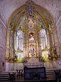 Valladolid monasterio Valbuena 30 iglesia retablo mayor lou.jpg