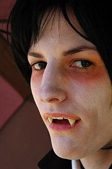 maquillage halloween wikipedia