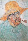 Van Gogh - Selbstbildnis mit Strohhut und Pfeife2.jpeg