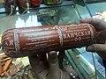 Vanch Halal sausage in Russia.jpg