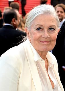 Vanessa Redgrave British actress