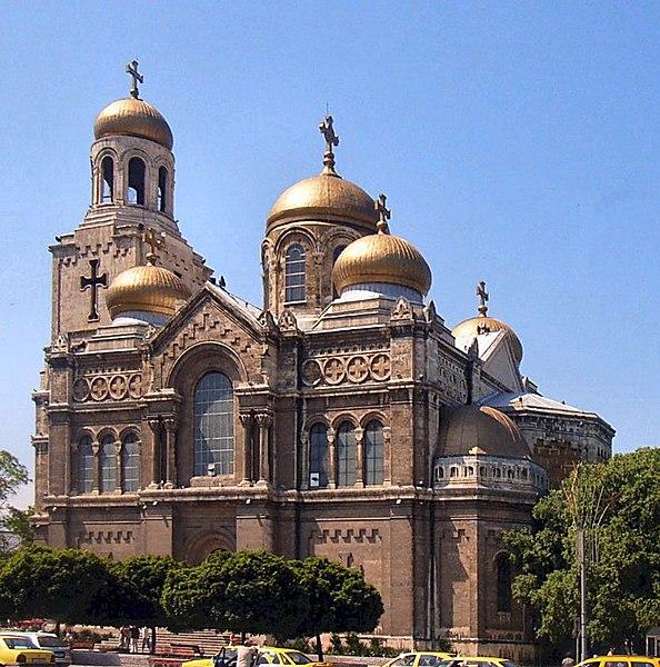 Religión en Bulgaria. Varna.
