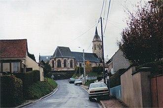 Vauchelles-les-Quesnoy - Notre Dame church