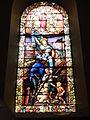Vaucouleurs (Meuse) Église Saint-Laurent, vitrail (02).JPG