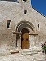 Velilla de Cinca - Ermita de San Valero - Fachada 06.jpg
