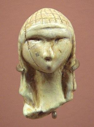 Venus of Brassempouy - Image: Venus de Brassempouy