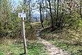 Via degli Dei, Monzuno, Monte Poggio Santa Croce, segnaletica.jpg