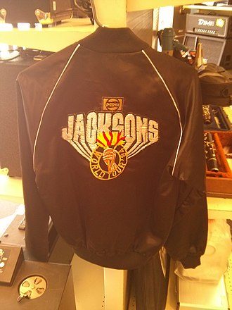 Victory Tour (The Jacksons tour) - A jacket from the Victory Tour
